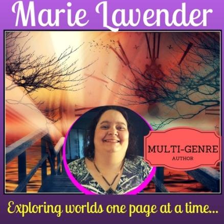 Marie Lavender Logo